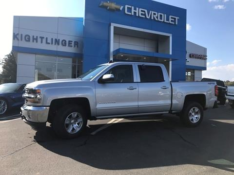 2017 Chevrolet Silverado 1500 for sale in Coudersport, NY