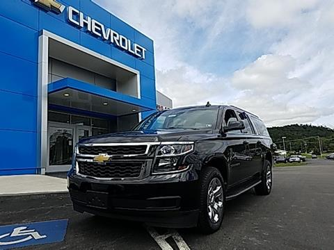 2015 Chevrolet Suburban for sale in Coudersport, PA