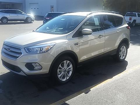 2018 Ford Escape for sale in Coudersport, NY