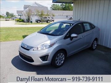 2013 Ford Fiesta for sale in Goldsboro, NC