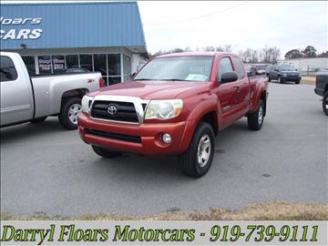 2002 toyota tacoma for sale goldsboro nc. Black Bedroom Furniture Sets. Home Design Ideas