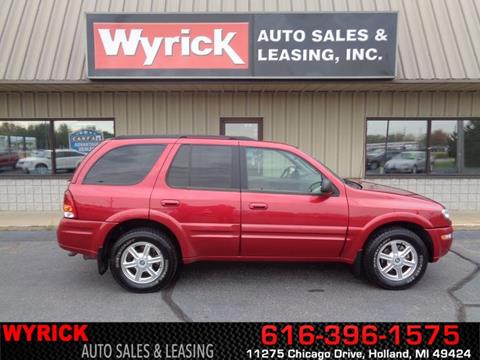2003 Oldsmobile Bravada for sale in Holland, MI