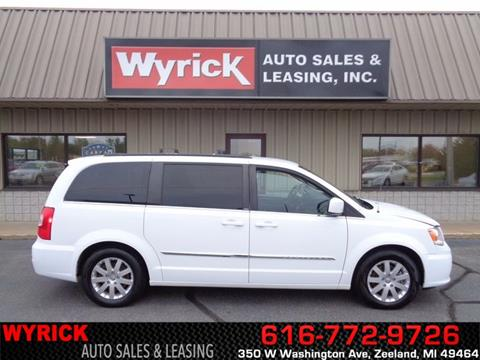 2014 Chrysler Town and Country for sale in Holland, MI