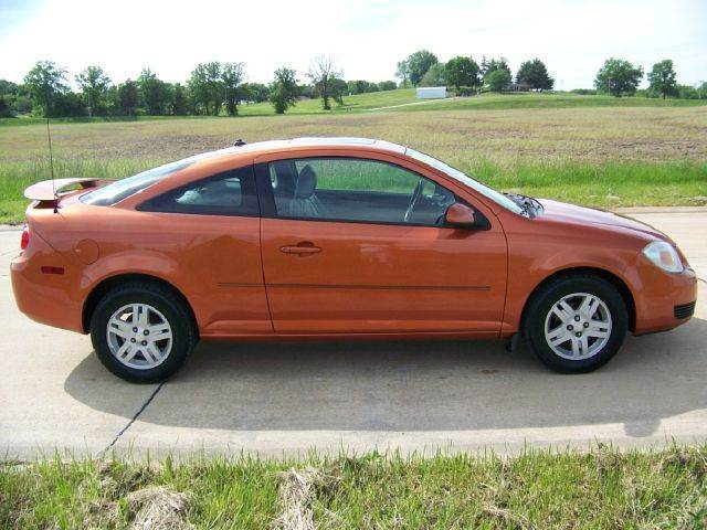 2005 chevrolet cobalt ls 2dr coupe in troy saint louis. Black Bedroom Furniture Sets. Home Design Ideas