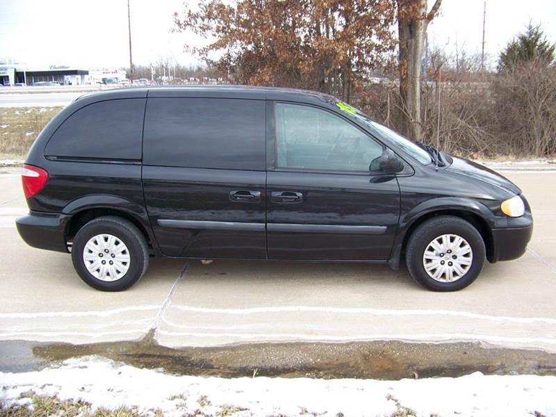 2005 chrysler town and country 4dr mini van in troy mo j. Black Bedroom Furniture Sets. Home Design Ideas