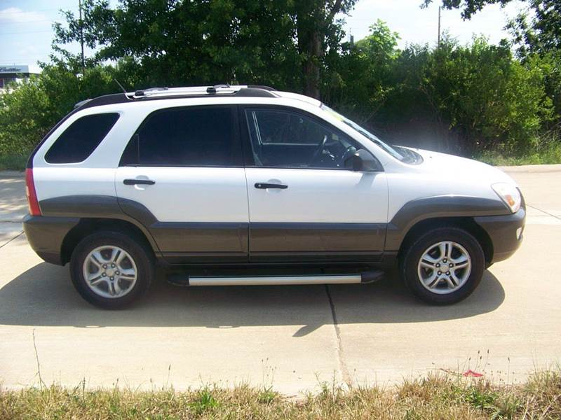 2006 kia sportage lx 4dr suv w v6 in troy mo j l auto sales. Black Bedroom Furniture Sets. Home Design Ideas