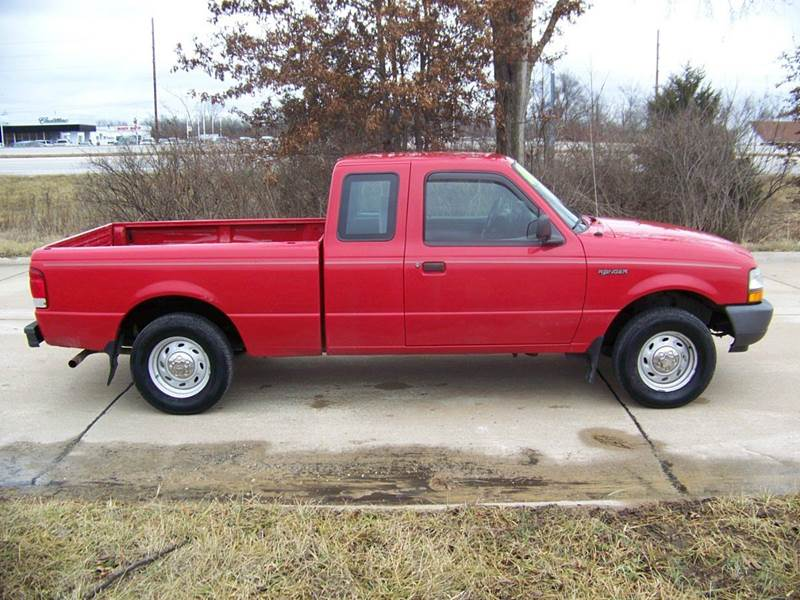 2000 ford ranger 2dr xl extended cab sb in troy mo j l auto sales. Black Bedroom Furniture Sets. Home Design Ideas