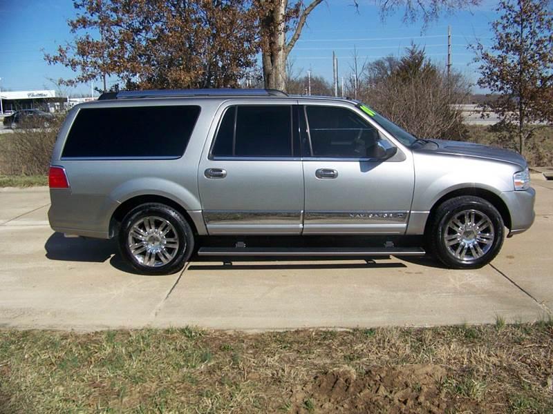 2008 Lincoln Navigator L 4dr Suv 4wd In Troy Mo J L Auto Sales