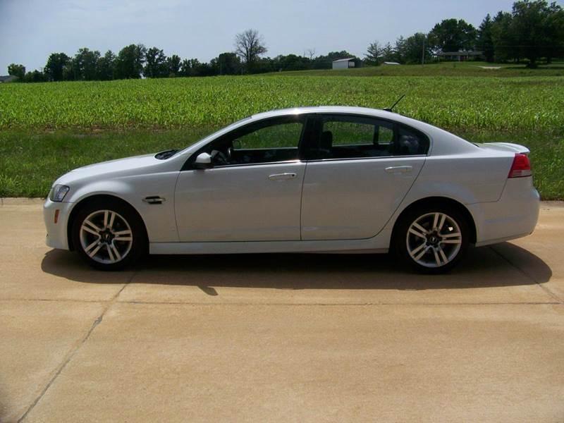 2008 pontiac g8 base 4dr sedan in troy mo j l auto sales. Black Bedroom Furniture Sets. Home Design Ideas