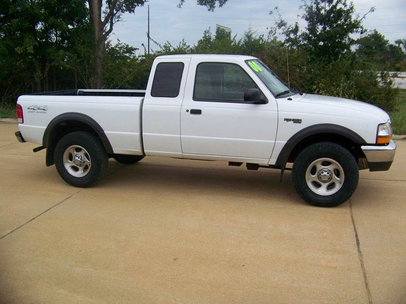 2000 ford ranger xlt 2dr 4wd extended cab sb in troy mo j l auto sales. Black Bedroom Furniture Sets. Home Design Ideas