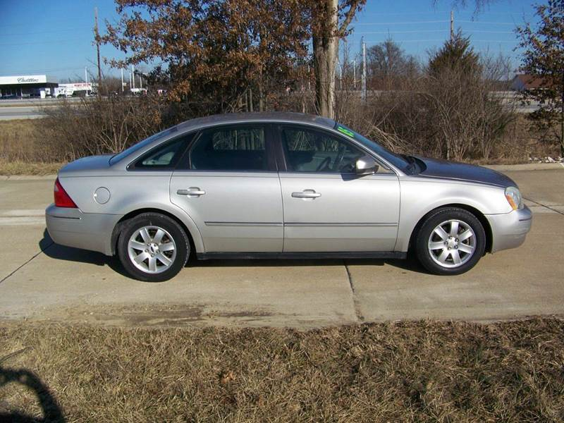 2006 ford five hundred sel 4dr sedan in troy mo j l auto sales. Black Bedroom Furniture Sets. Home Design Ideas