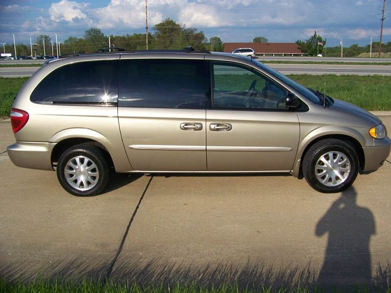 2003 chrysler town and country lx popular 4dr mini van in troy mo j l auto sales. Black Bedroom Furniture Sets. Home Design Ideas