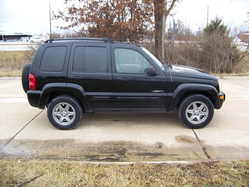 2004 jeep liberty limited 4wd 4dr suv in troy mo j l auto sales. Black Bedroom Furniture Sets. Home Design Ideas