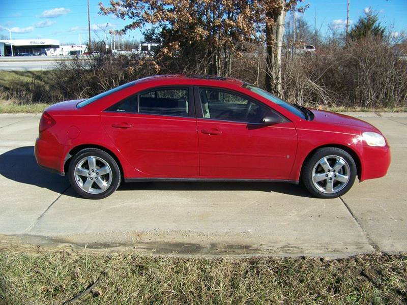 2006 pontiac g6 gt 4dr sedan in troy mo j l auto sales. Black Bedroom Furniture Sets. Home Design Ideas