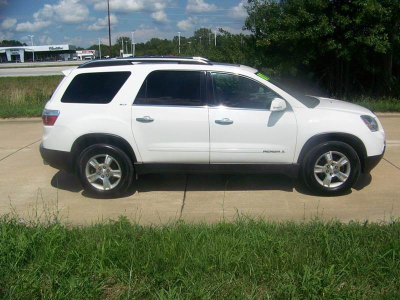 2007 gmc acadia slt 2 awd 4dr suv in troy mo j l auto sales. Black Bedroom Furniture Sets. Home Design Ideas