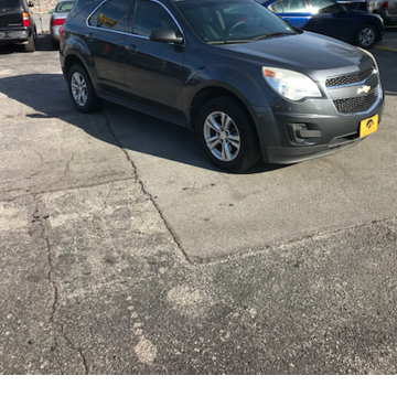 2010 Chevrolet Equinox for sale in Kansas City, MO