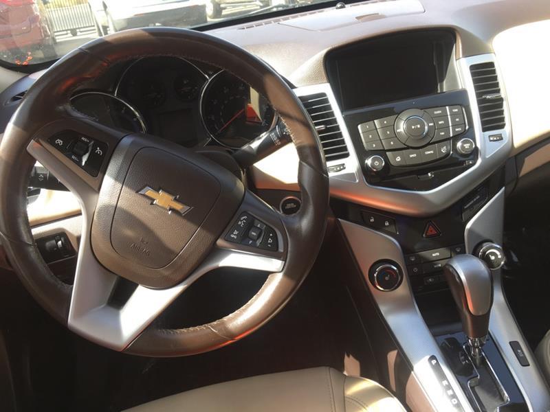 used ltz chevrolet cruze fwd for sale rs sedan
