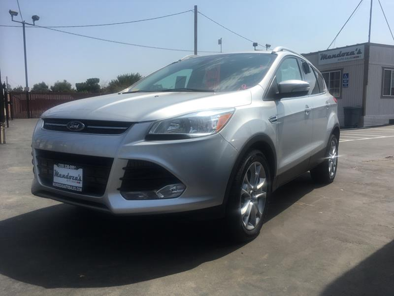 Used Ford Escape For Sale In Modesto Ca Carsforsale Com