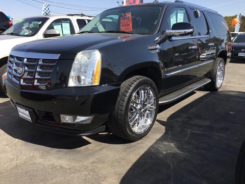 2007 Cadillac Escalade ESV for sale in Modesto, CA