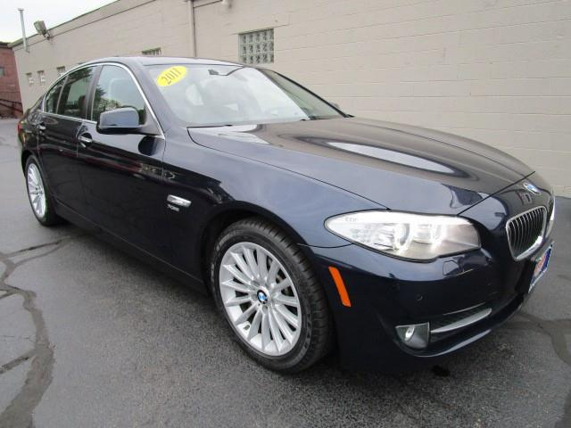 2011 bmw 5 series awd 535i xdrive 4dr sedan in highland in. Black Bedroom Furniture Sets. Home Design Ideas