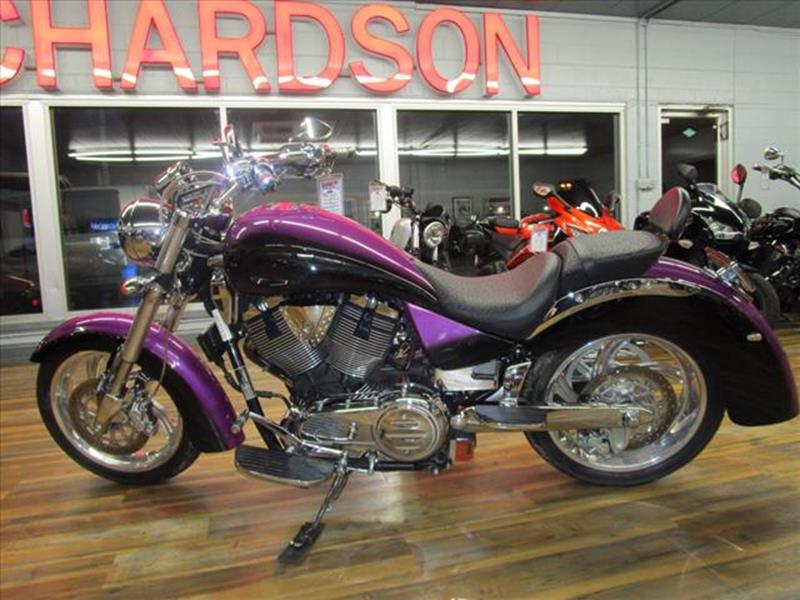 2005 Victory Kingpin Arlen Ness Signature In Highland In