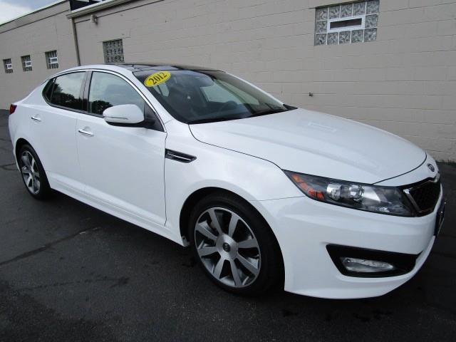 2012 kia optima sx turbo 4dr sedan 6a in highland in. Black Bedroom Furniture Sets. Home Design Ideas