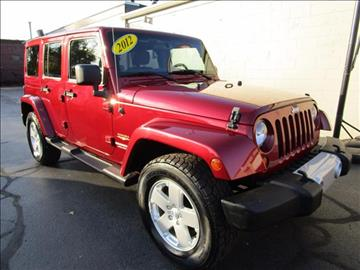 2012 jeep wrangler unlimited for sale indiana. Cars Review. Best American Auto & Cars Review