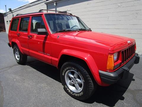 1996 Jeep Cherokee for sale in Highland, IN