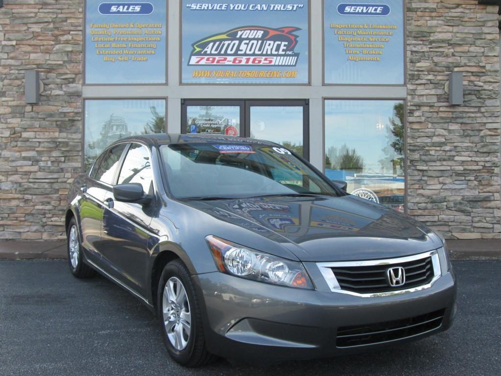 2009 honda accord lx p 4dr sedan 5a in york pa your auto. Black Bedroom Furniture Sets. Home Design Ideas