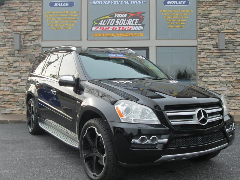 2010 mercedes benz gl class awd gl350 bluetec 4matic 4dr for Mercedes benz lancaster pa