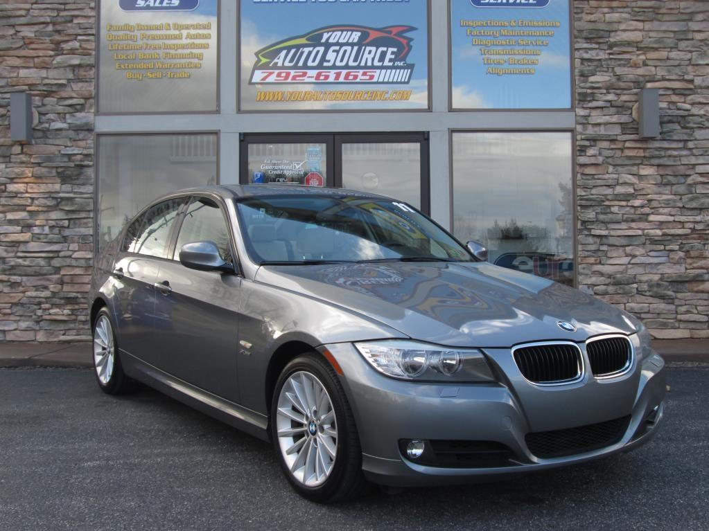 2011 bmw 3 series awd 328i xdrive 4dr sedan sulev in york pa your auto source inc. Black Bedroom Furniture Sets. Home Design Ideas