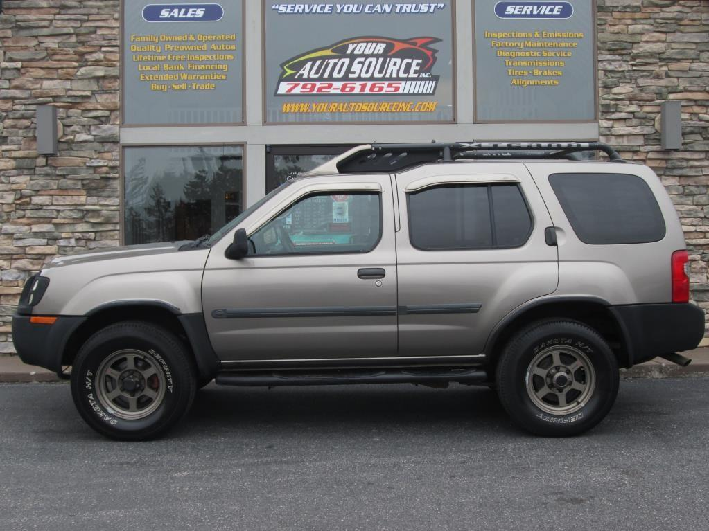 2004 nissan xterra xe 4wd 4dr suv v6 in york pa your. Black Bedroom Furniture Sets. Home Design Ideas