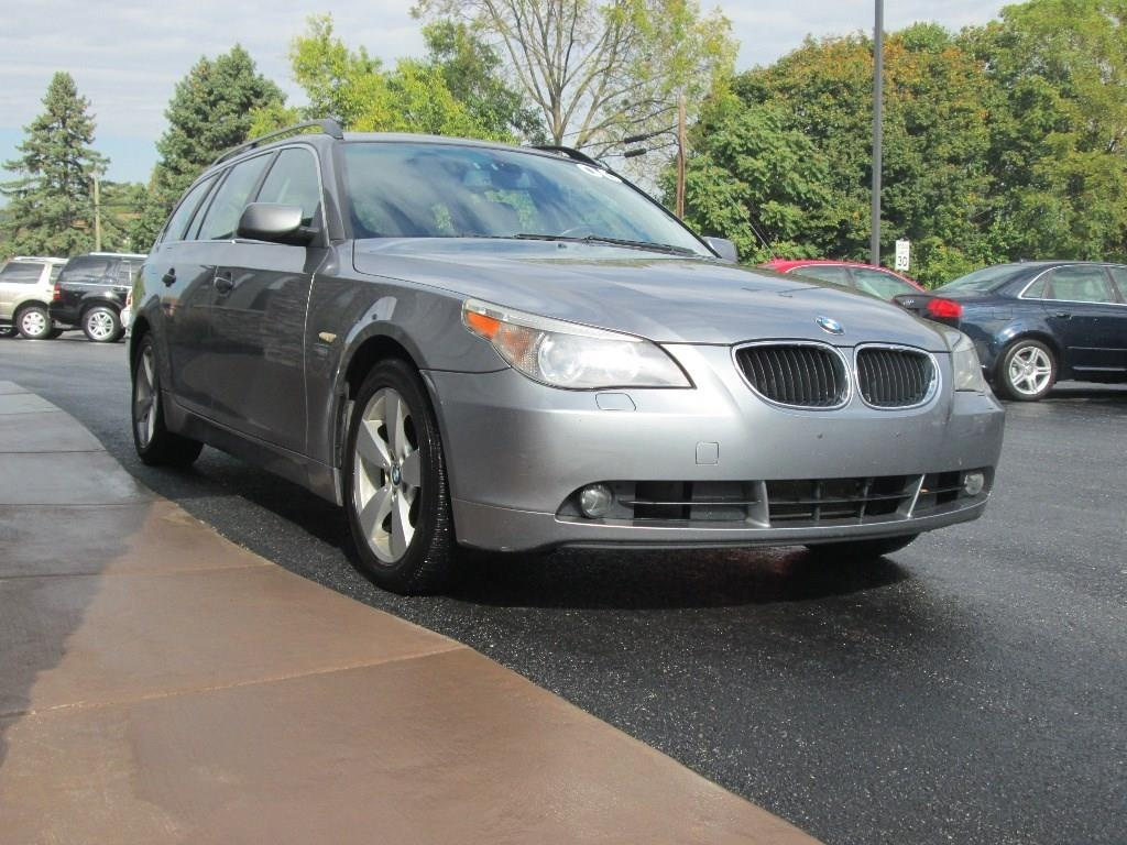 2006 bmw 5 series awd 530xi 4dr wagon in york pa your auto source inc. Black Bedroom Furniture Sets. Home Design Ideas