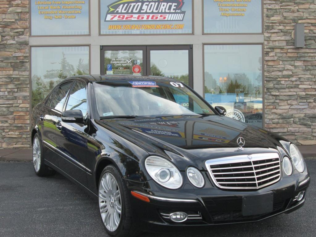 2007 mercedes benz e class e350 4matic awd 4dr sedan in