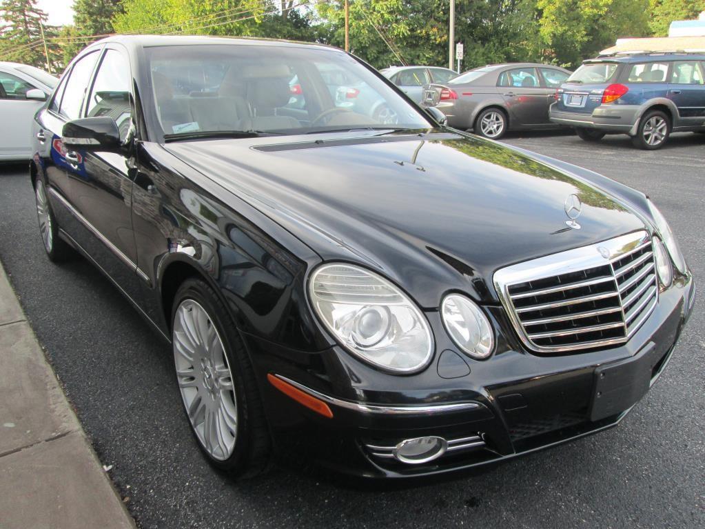 2007 mercedes benz e class e350 4matic awd 4dr sedan in for Mercedes benz cpo checklist