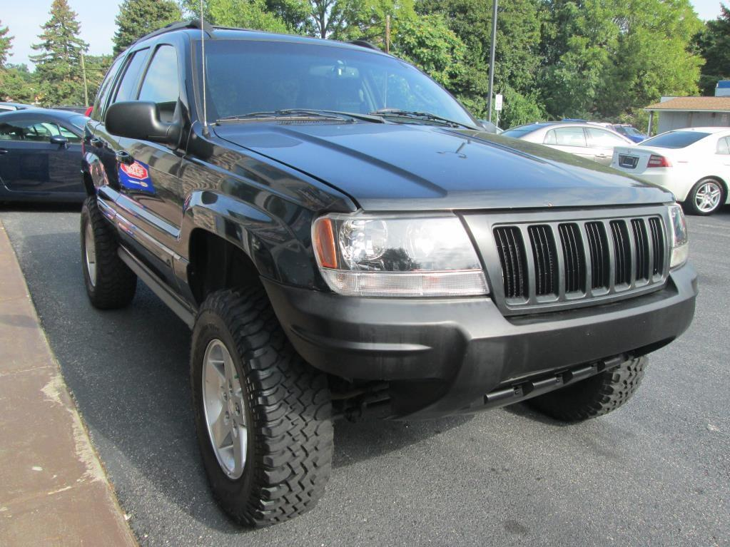 2004 jeep grand cherokee overland 4wd 4dr suv in york pa your auto source inc. Black Bedroom Furniture Sets. Home Design Ideas