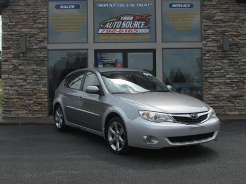 2009 Subaru Impreza for sale in York, PA