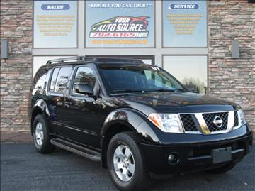 2007 Nissan Pathfinder for sale in York, PA