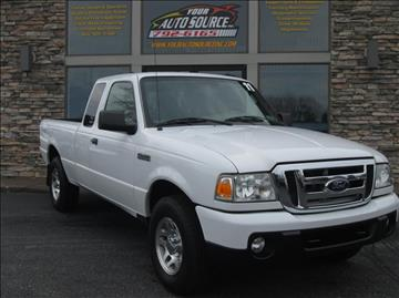 2011 Ford Ranger for sale in York, PA