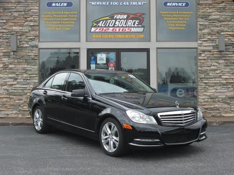 2013 Mercedes-Benz C-Class for sale in York, PA