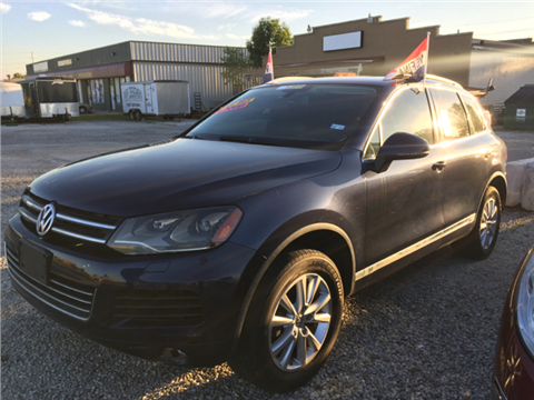 2013 Volkswagen Touareg for sale in Lee's Summit, MO