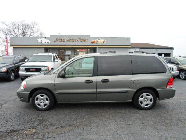 Ford freestar for sale in ohio for Loudon motors ford minerva