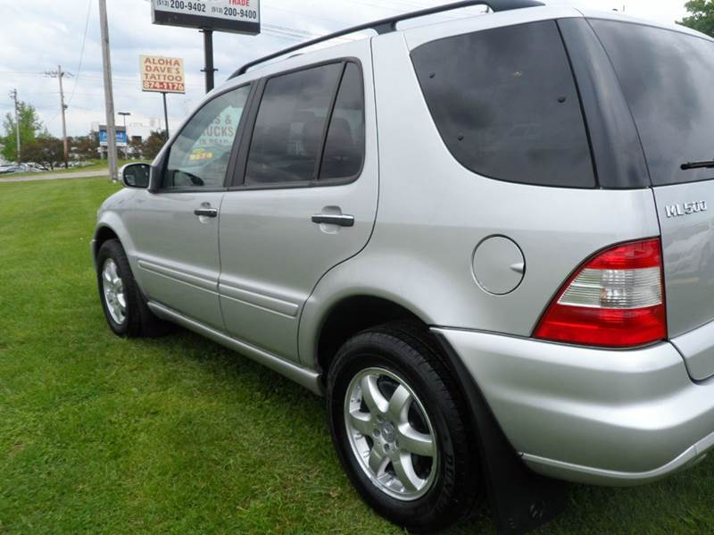 Mira Auto Sales >> 2002 Mercedes-Benz M-Class ML500 AWD 4MATIC 4dr SUV In ...