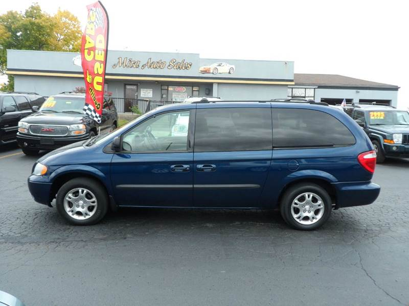 2003 dodge grand caravan for sale in altoona pa. Black Bedroom Furniture Sets. Home Design Ideas