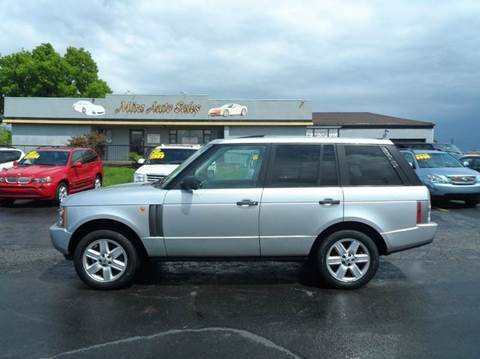2003 Land Rover Range Rover for sale in Cincinnati, OH