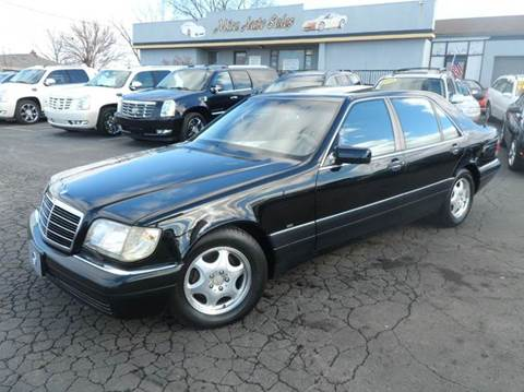 1999 mercedes benz s class for sale for Mercedes benz s420 for sale