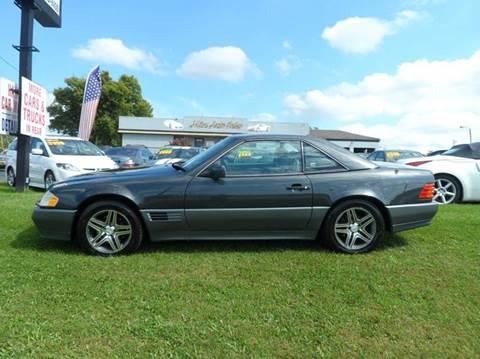 1995 Mercedes-Benz SL-Class for sale in Cincinnati, OH
