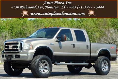 2006 Ford F-250 Super Duty for sale in Houston, TX