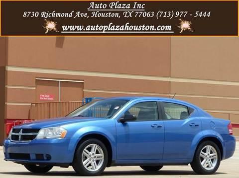 2008 Dodge Avenger for sale in Houston, TX