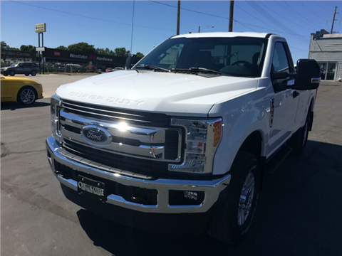2017 Ford F-350 Super Duty for sale in Chillicothe, MO